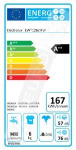 Electrolux EWT1262IFW naklejka